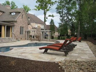 Photo Gallery Of Patios In Charlotte NC Rock Hill SC E H HARDSCAPE